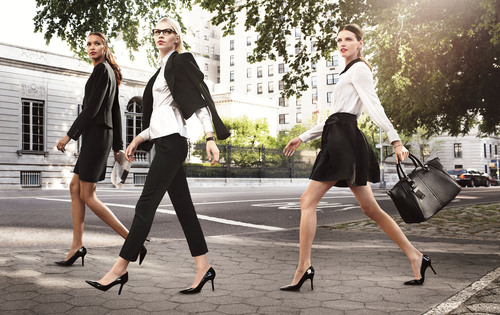Nine West Announces The Launch Of Their Fall 2013 Campaign