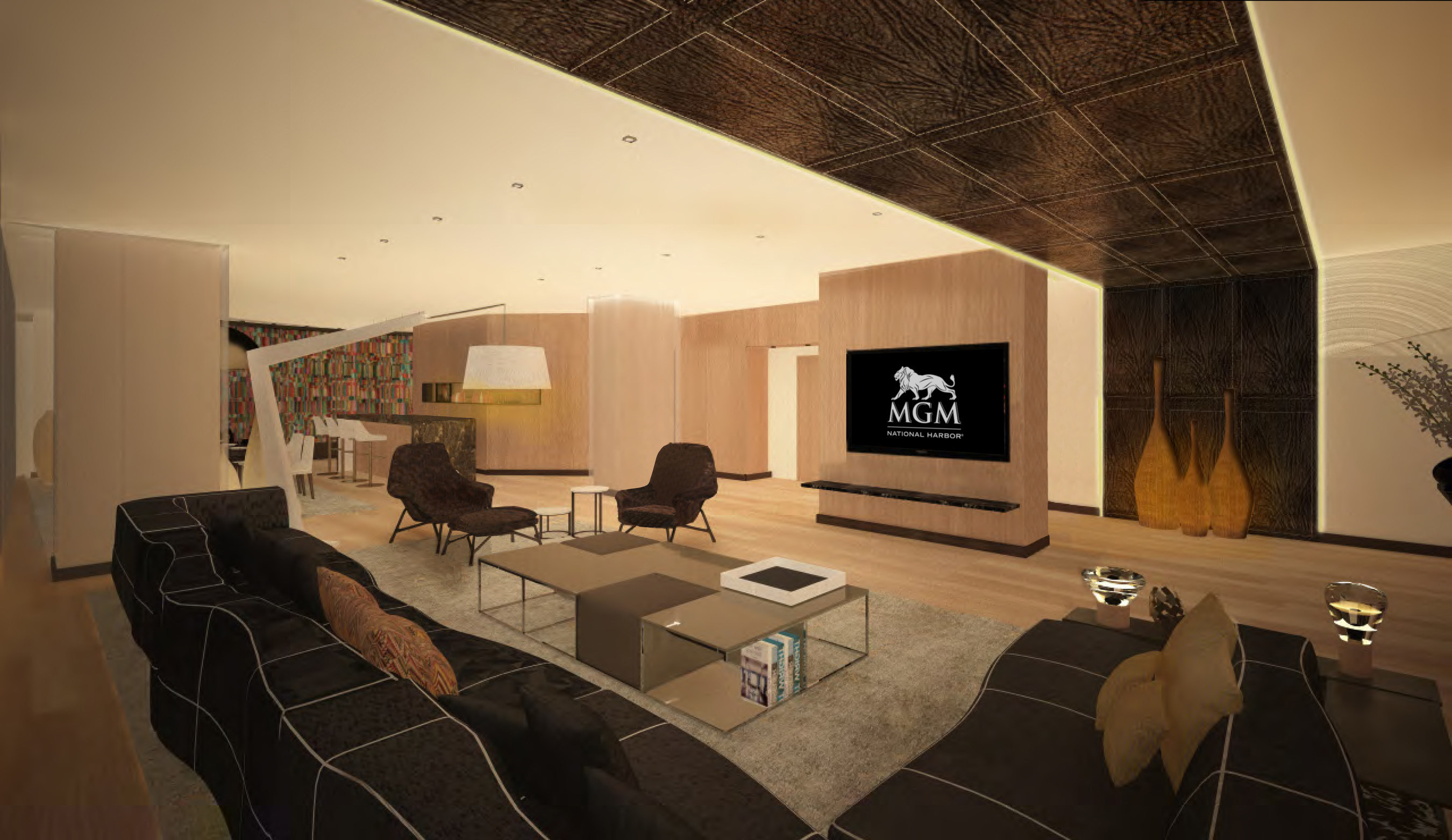 MGM National Harbor Unveils Sophisticated Suite Collection