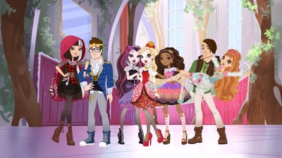 Netflix and Mattel announce all new original series for kids based on the Mattel franchise Ever After High coming to Netflix in 2015.