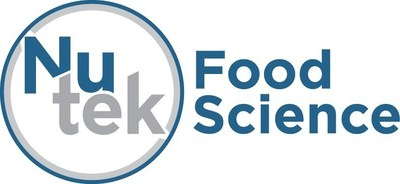 NuTek Food Science logo.