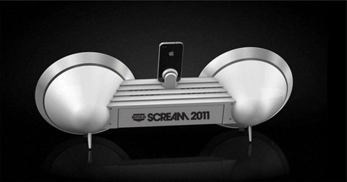 BeoSound 8 is Chosen as Primary Gift for Spike TV's 2011 SCREAM Awards