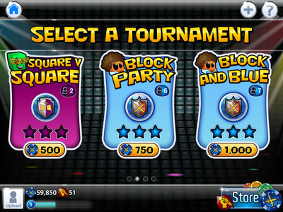 """Lose the wait with Match-Up! by Big Fish's real-time bracketed mobile tournament play. All """"Match-Up! by Big Fish"""" tournaments reward the winners with chips - a virtual currency that can be saved to buy into higher stakes tournaments. There are 16-player bracketed tournaments, up to 8-player elimination games, and best of 5 head-to-head competitions. Returning players are rewarded with chips for coming back to the game daily. While free tournaments are always available, the higher stakes games will offer more challenging gameplay and more intense competition."""