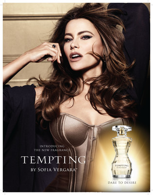 Tempting by Sofia Vergara Ad Campaign Image