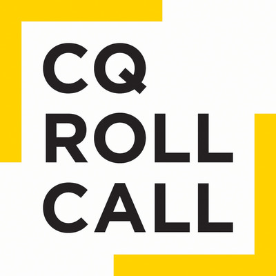 CQ Roll Call logo.  (PRNewsFoto/CQ Roll Call)