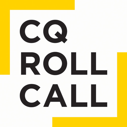CQ Roll Call logo.  (PRNewsFoto/CQ Roll Call)
