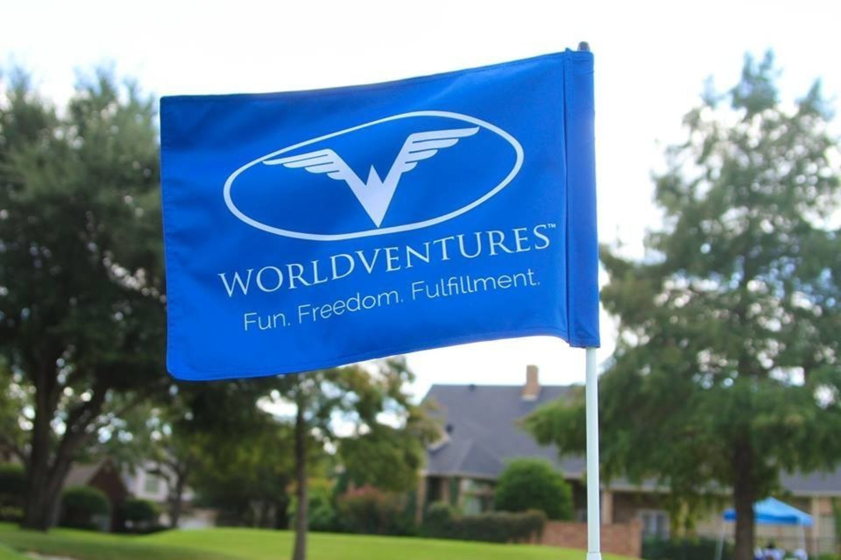 Nancy 'Lady Magic' Lieberman Hosts Annual Celebrity Golf Tournament, WorldVentures Is Presenting Sponsor
