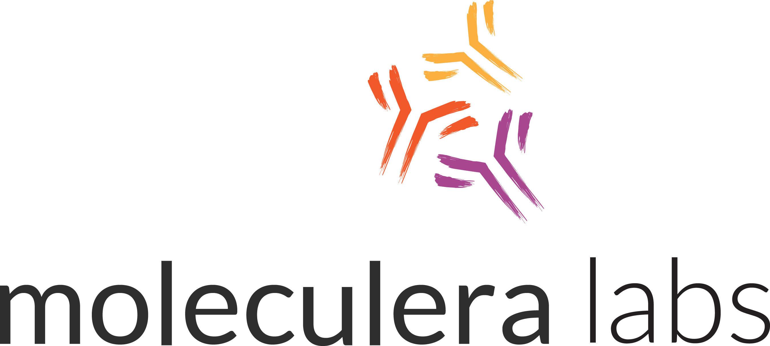 Moleculera Labs logo.