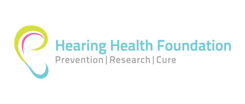 Hearing Health Foundation Logo.  (PRNewsFoto/Deafness Research Foundation)