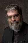 Planetary scientist and Jesuit Brother Guy Consolmagno SJ will draw lessons from astronomical bloopers throughout history during his free public presentation at Centennial Hall on the campus of the University of Arizona, Tucson, at 7 pm on Thursday, November 13th. Photo by Fr. Don Doll SJ. (PRNewsFoto/American Astronomical Society)