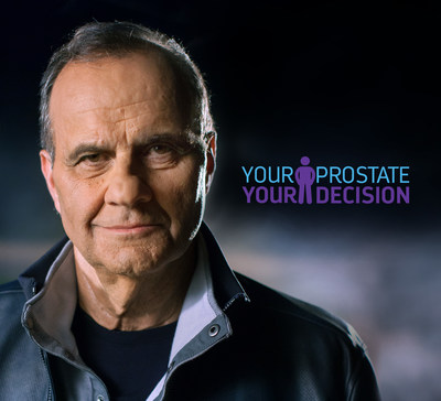 Prostate cancer is often low risk. Is yours? Hear from Joe Torre at YourProstateYourDecision.com (PRNewsFoto/Genomic Health, Inc.)