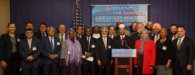 Rally Against Terrorism, Hate and Gun Violence: More than 20 Interfaith, Ethnic and Social organizations joined today to announce a major Rally against Hate. The large scale event, will be held in Washington D.C. Saturday July 23.