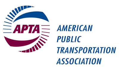 American Public Transportation Association logo.