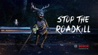 Bosch ICON Wiper Blades Promote Driver Safety and Wildlife Protection; Bosch Aftermarket North America Releases Animated Music Video PSA, Stop the Roadkill; Project Created in Collaboration with The Humane Society of the United States