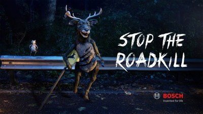 Bosch Stop The Roadkill Campaign