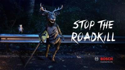 Bosch Stop The Roadkill Campaign