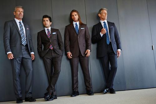 byDCLA Custom Tailored Fashion. (PRNewsFoto/byDCLA) (PRNewsFoto/BYDCLA)
