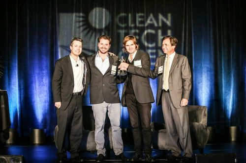 Climate-KIC start-up ECF Farmsystems was awarded the Global Ideas Award at the Cleantech Open in Silicon Valley  ...