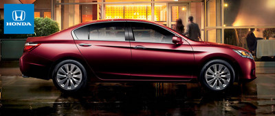30, 2014 /PRNewswire IReach/    Planet Honda Currently Has A Huge Selection  Of Honda Accords In The Showroom And And More Than Six Available Trims.