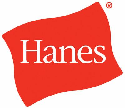 Hanes logo (PRNewsFoto/Hanes)