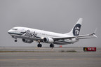 Alaska Airlines begins new nonstop service between Charleston and Seattle.