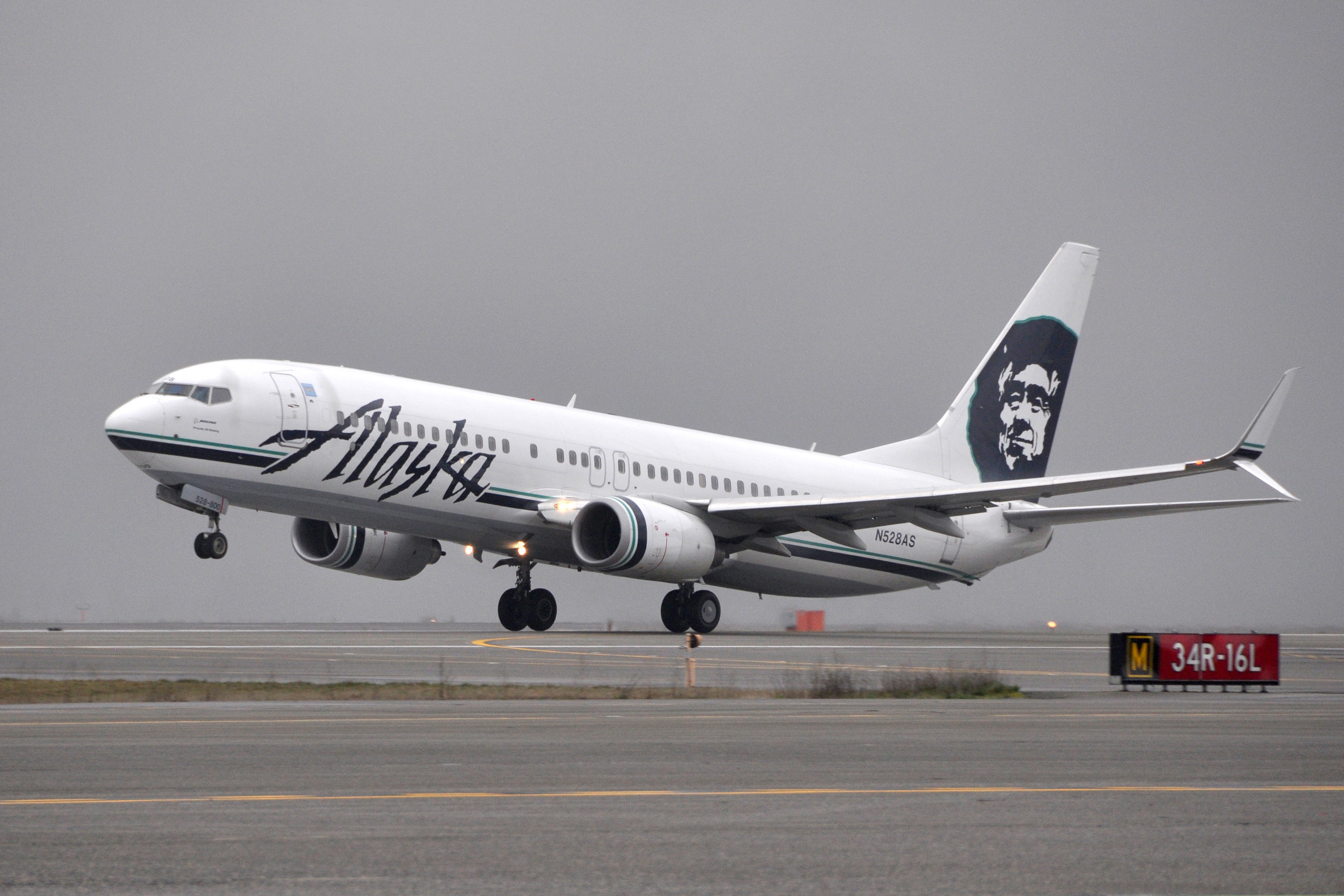 Alaska Airlines begins new nonstop service between Charleston and Seattle.