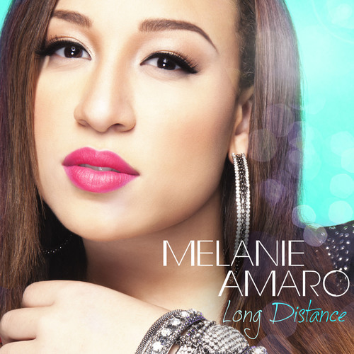 "Melanie Amaro ""Long Distance"" Single Artwork.  (PRNewsFoto/Epic Records)"