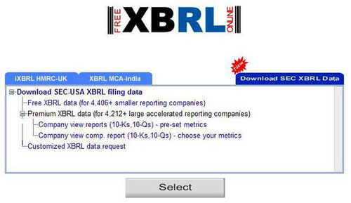 Softpark Launches Quality-Ranked XBRL Data Service in Excel Format for Financial Analysts.  ...