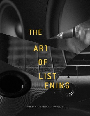 The Art of Listening official poster