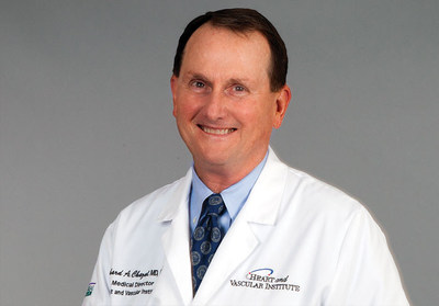Dr. Richard Chazal of Fort Myers, Florida, assumed his role as president of the American College of Cardiology on April 4.