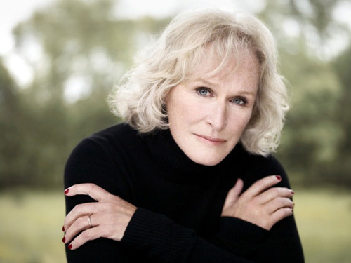 Five-time Oscar Nominee Glenn Close to be Honored at Hollywood Film Festival's Gala Ceremony