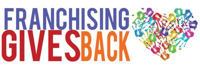 Franchising Gives Back Logo