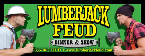 Pigeon Forge's Great Smoky Mountain Lumberjack Feud Ready for Aug. 26 Public Opening