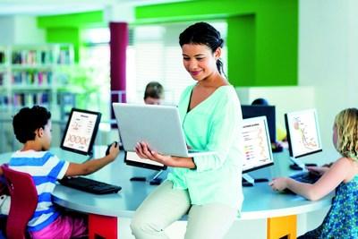 Introducing Digital Classroom from SMI (PRNewsFoto/SensoMotoric Instruments (SMI))