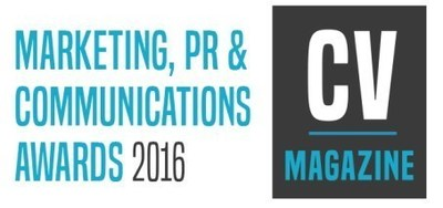 Marketing, PR & Communications Awards 2016 Logo
