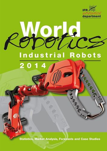 Global Survey: World Robotics 2014. (PRNewsFoto/IFR)