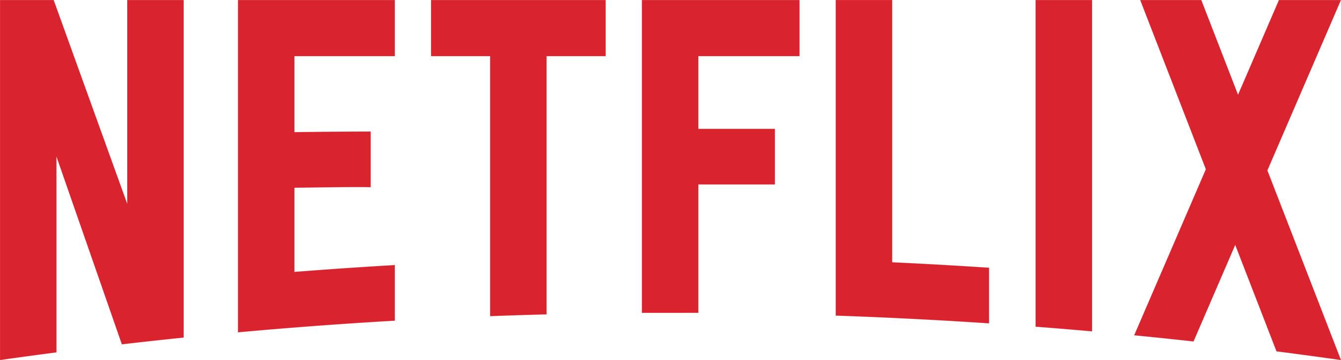 Netflix, Inc. Logo.