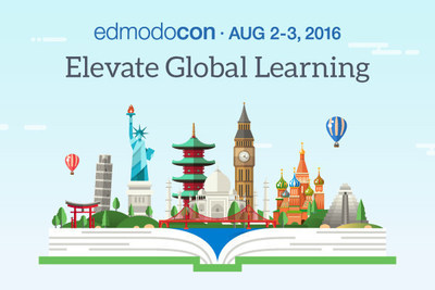 EdmodoCon is a live online global event where educators from around the world connect with each other to share how they're using Edmodo and other digital tools to personalize learning. The educational, professional development event of the year, EdmodoCon will help you collaborate with other teachers, discover valuable new resources, and inspire you to harness the power of edtech in your classroom.