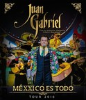 Juan Gabriel had just kicked off his SOLD OUT MeXXIco es Todo tour on August 19, played a SOLD OUT show at the forum on August 26, and passed away the next day on August 27