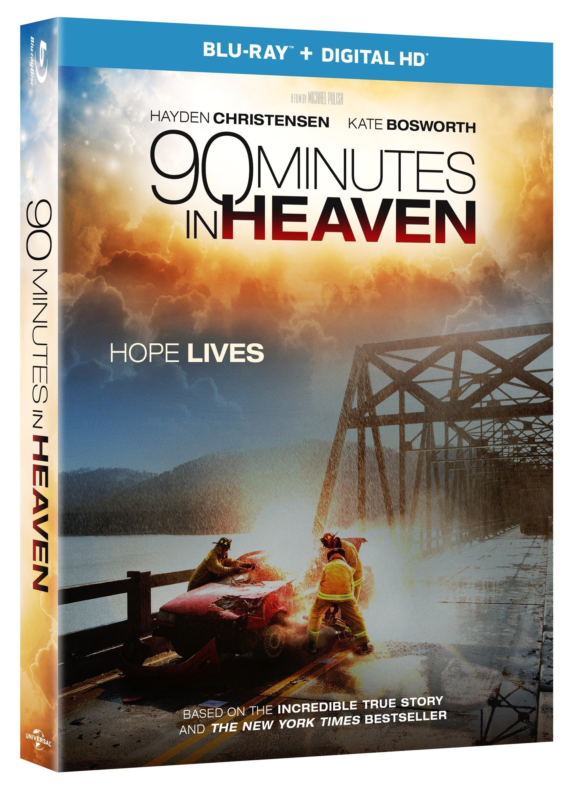 From Universal Pictures Home Entertainment: 90 Minutes in Heaven