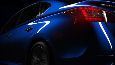 2013 Nissan Sentra teaser photo