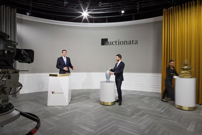 The online auction platform Auctionata strengthens its market leadership with a GMV of EUR81 million (USD90 million) in 2015, which constitutes 165% growth. In 2015, Auctionata held around 250 livestream auctions, set a new world record for the most expensive work of art sold in an online auction and realized the highest annual GMV and highest auction result of any German auction house in 2015. With an increasingly strong presence in the US market, the vision for 2016 is to become the world's first 24/7 Auction Channel. (PRNewsFoto/Auctionata AG)
