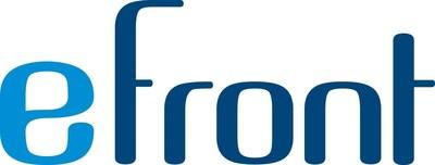 eFront Logo (PRNewsFoto/eFront) (PRNewsFoto/eFront)