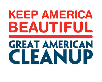 Keep America Beautiful Kicks Off the 16th Annual Great American Cleanup to Transform Public Spaces into Beautiful Places in Communities Coast to Coast
