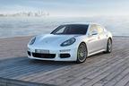 2014 Porsche Panamera E-Hybrid. (PRNewsFoto/Porsche Cars North America)