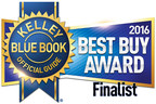 Kelley Blue Book Names 2016 Best Buy Award Finalists: KBB.com's Premier Awards Honor Best Vehicle Choices Available in U.S. Market, Recognizing 49 Finalists Consisting of 18 Vehicle Makes in 12 Vehicle Categories.
