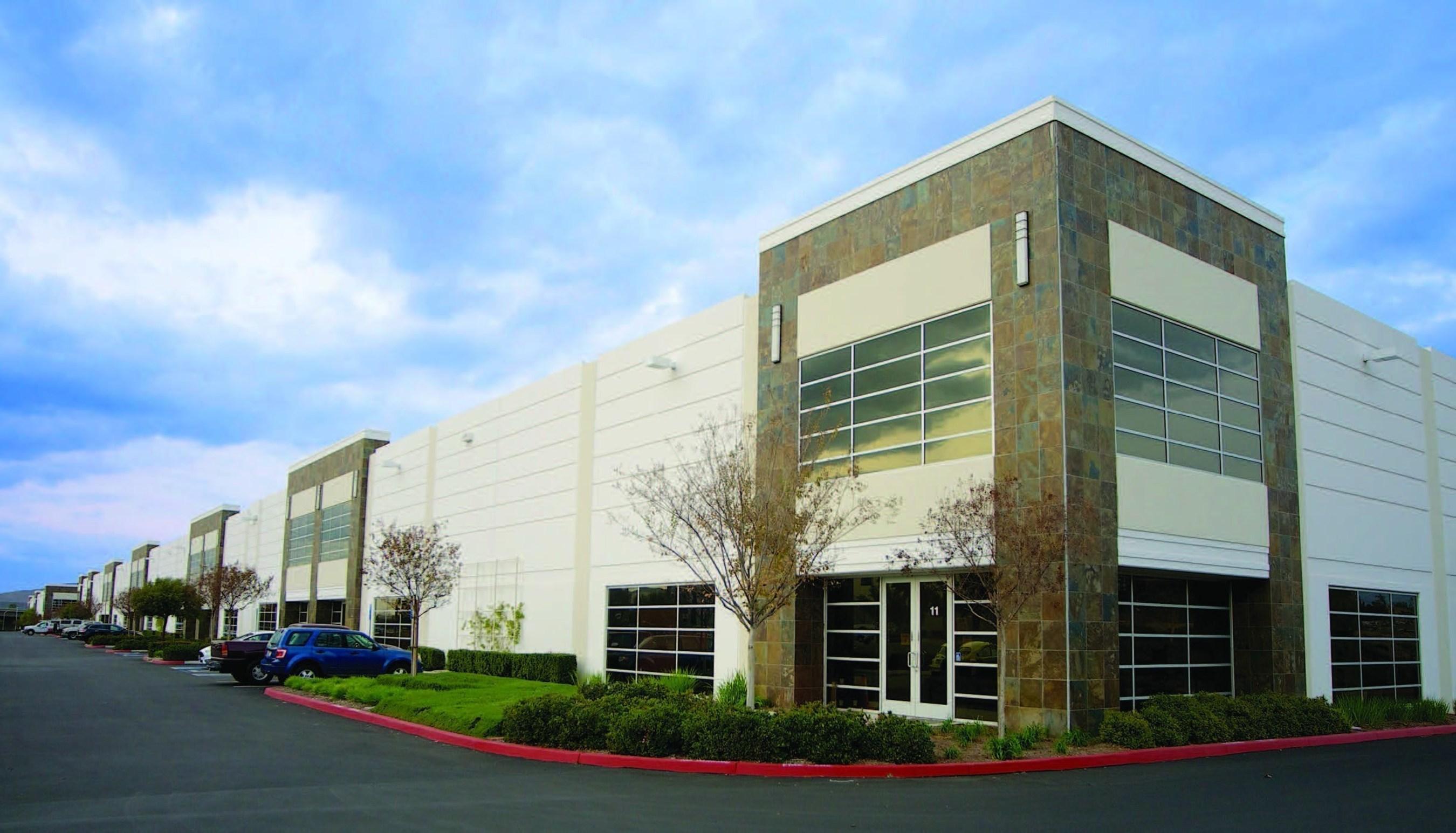 OMP Announces The Sale Of Citrus Business Park, Riverside