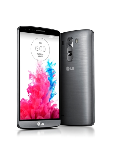 LG Takes Wraps Off Its Latest Premium Smartphone, The Simple And Smart LG G3, In United States (PRNewsFoto/LG Electronics MobileComm USA)