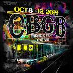 The 3rd Annual CBGB Music & Film Festival Announces Free Times Square Concert Lineup And Activities On Sunday, October 12th