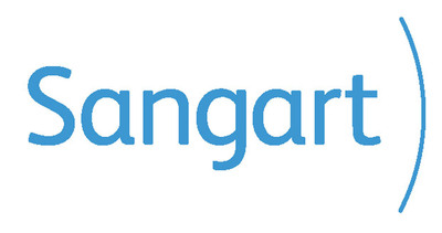 Sangart, Inc. logo.  (PRNewsFoto/Sangart, Inc.)