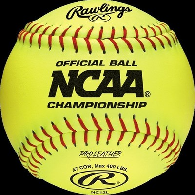 New Rawlings NCAA Softball